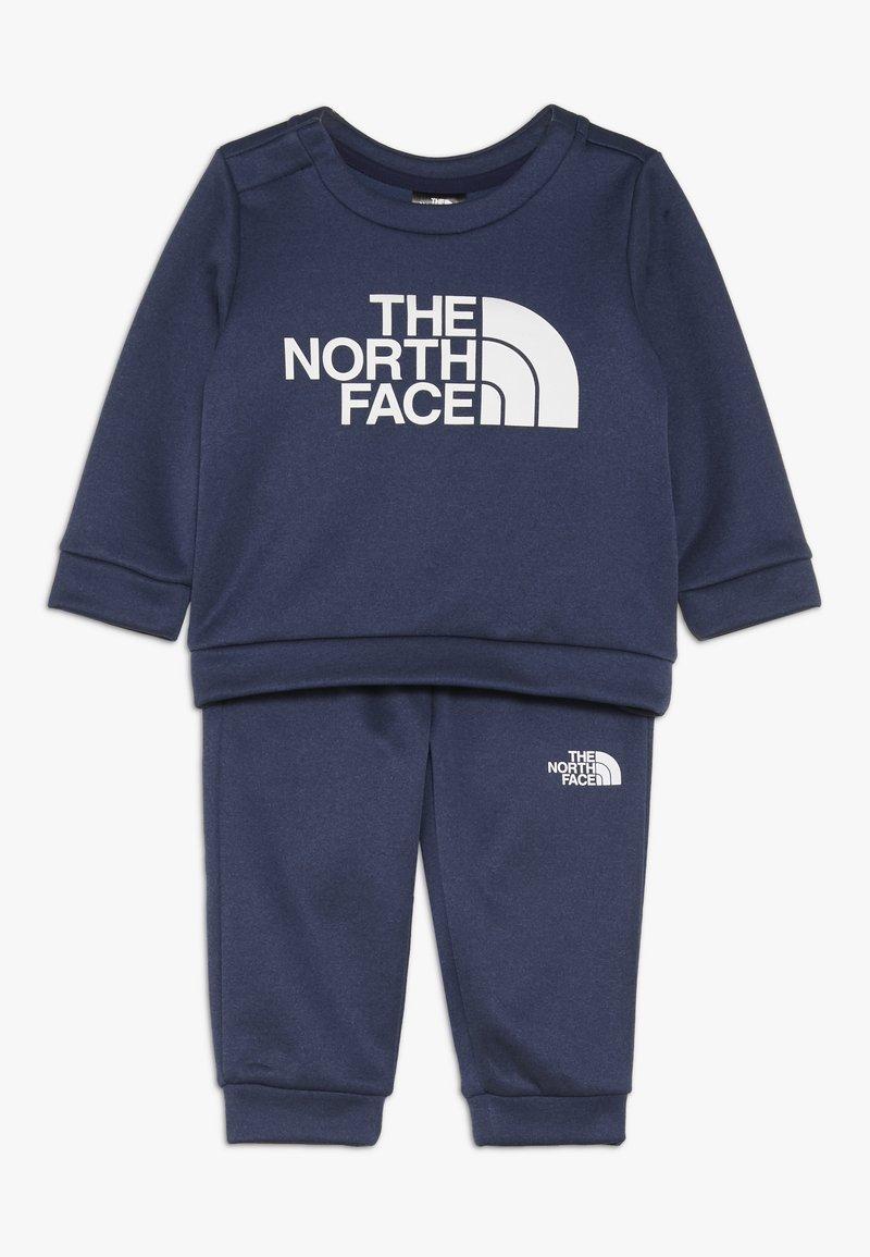 The North Face - INFANT CREW SET - Trainingspak - montague blue