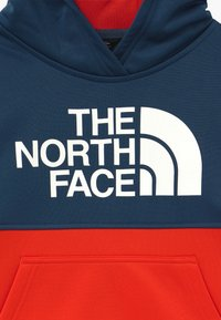 The North Face - BOYS SURGENT BLOCK HOODIE - Sweat à capuche - fiery red - 3