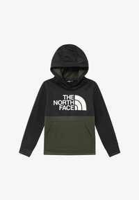 The North Face - BOYS SURGENT BLOCK HOODIE - Sweat à capuche - thyme - 2