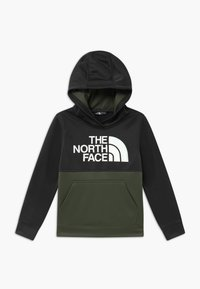 The North Face - BOYS SURGENT BLOCK HOODIE - Sweat à capuche - thyme - 0
