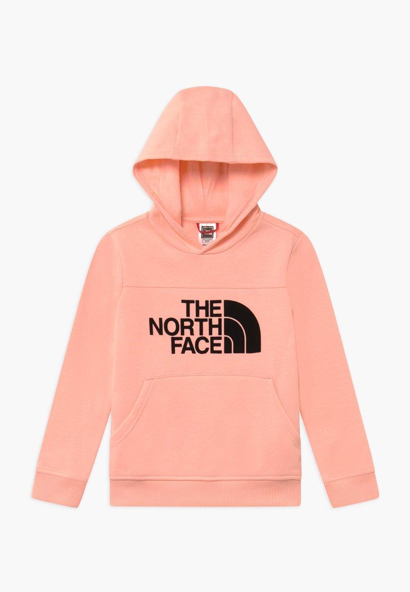 The North Face - GIRLS DREW PEAK HOODIE - Hoodie - impatiens pink
