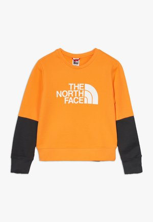 YOUTH DREW PEAK LIGHT CREW - Felpa - flame orange