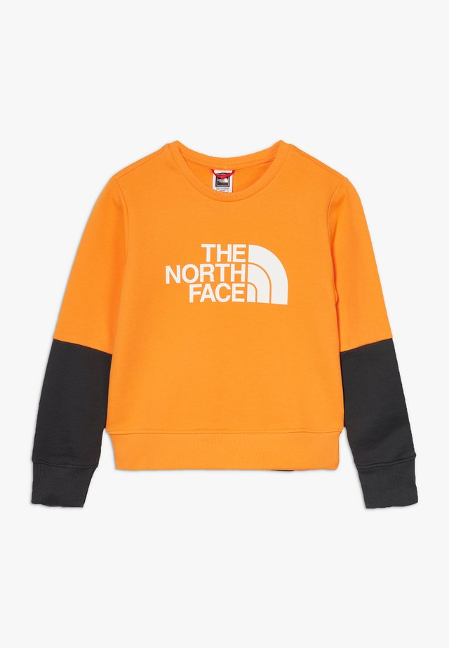 YOUTH DREW PEAK LIGHT CREW - Bluza - flame orange