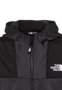 The North Face - BOY'S SURGENT HOODIE - Fleecejacke - asphalt grey - 2
