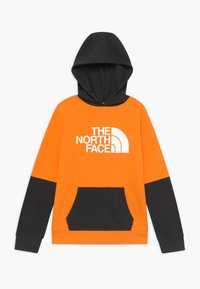 The North Face - Sweat à capuche - flame orange - 0
