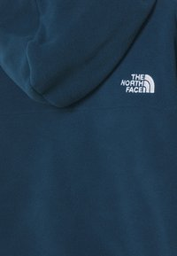 The North Face - GIRL'S GLACIER FULL ZIP HOODIE - Giacca in pile - blue wing teal - 3