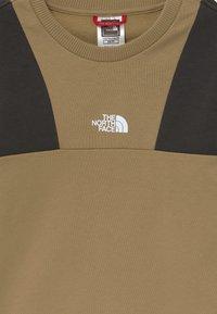 The North Face - YOUTH YAFITA CREW - Sweatshirt - kelp tan - 3