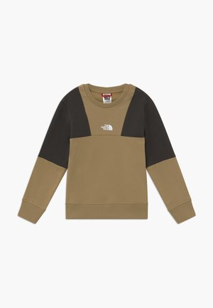 YOUTH YAFITA CREW - Sweatshirt - kelp tan