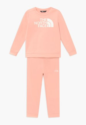 TODD SURGENT CREW SET - Sweatshirt - impatiens pink