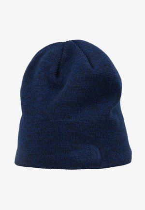 JIM BEANIE - Čepice - urban navy/flag blue