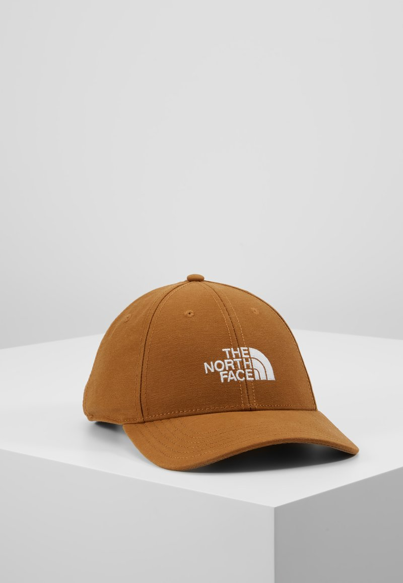 The North Face - CLASSIC HAT - Cap - cedar brown/white