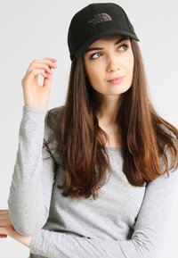 The North Face - CLASSIC HAT - Cappellino - black - 4
