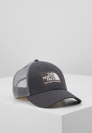 MUDDER TRUCKER HAT - Cap - asphalt grey