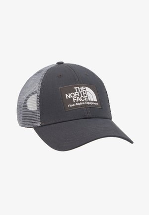 MUDDER TRUCKER HAT - Pet - asphalt grey