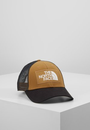 MUDDER TRUCKER HAT - Cap - british khaki/black