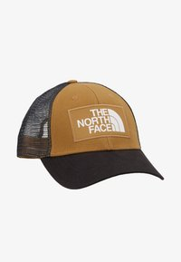 The North Face - MUDDER TRUCKER HAT - Gorra - british khaki/black