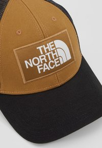 The North Face - MUDDER TRUCKER HAT - Kšiltovka - british khaki/black - 6