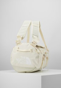 The North Face - BASE CAMP DUFFEL XS - Sports bag - vintage white - 4