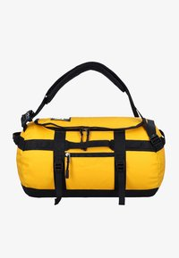 The North Face - BASE CAMP DUFFEL XS - Sports bag - yellow - 0