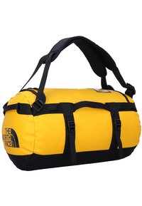 The North Face - BASE CAMP DUFFEL XS - Sports bag - yellow - 4