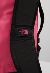 The North Face - BASE CAMP DUFFEL XS - Sports bag - pink/black - 8