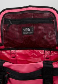 The North Face - BASE CAMP DUFFEL XS - Sports bag - pink/black - 5