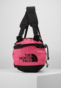 The North Face - BASE CAMP DUFFEL XS - Sports bag - pink/black - 4