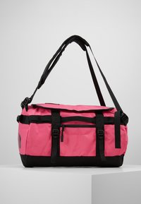 The North Face - BASE CAMP DUFFEL XS - Sports bag - pink/black - 0