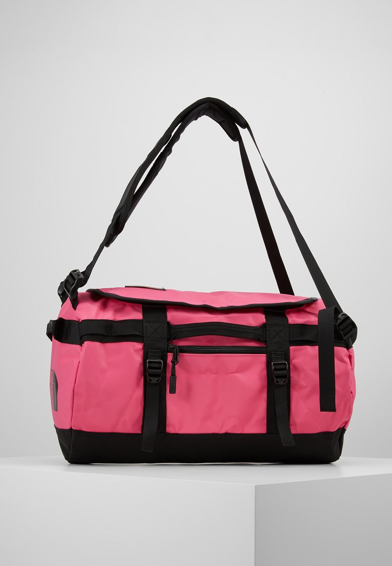 The North Face - BASE CAMP DUFFEL XS - Sports bag - pink/black