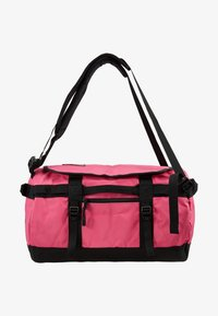 The North Face - BASE CAMP DUFFEL XS - Sports bag - pink/black - 1
