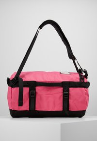The North Face - BASE CAMP DUFFEL XS - Sports bag - pink/black - 3