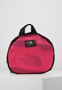 The North Face - BASE CAMP DUFFEL XS - Sports bag - pink/black - 7