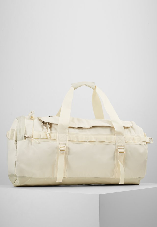 BASE CAMP DUFFEL M - Treningsbag - vintage white/white