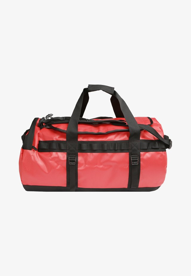 BASE CAMP DUFFEL M - Sporttas - red/black
