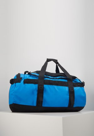 BASE CAMP DUFFEL M - Bolsa de deporte - clear lake blue/black