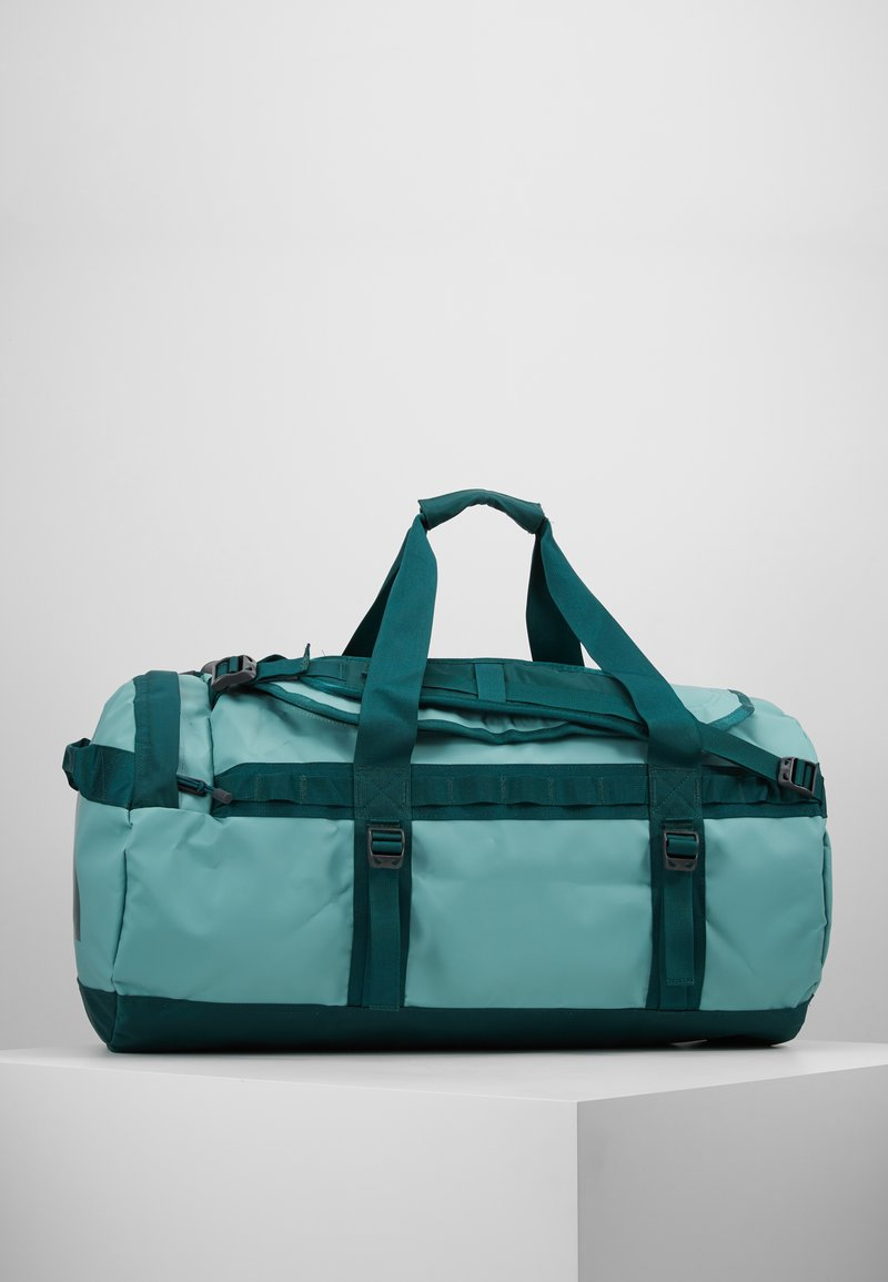 The North Face - BASE CAMP DUFFEL M - Reisetasche - trellis green/ponderosa green