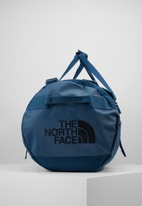 The North Face - BASE CAMP DUFFEL M - Sports bag - blue wing teal/urban navy - 4