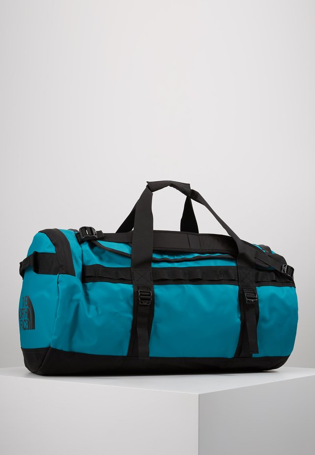 BASE CAMP DUFFEL M - Sports bag - fanfare green/black