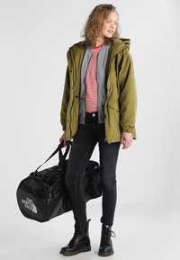 The North Face - BASE CAMP DUFFEL M - Sports bag - black - 1