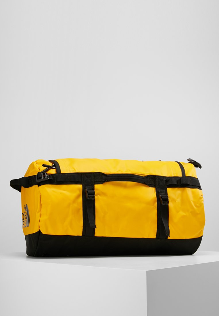 The North Face - BASE CAMP DUFFEL S  - Bolsa de deporte - summit gold/black