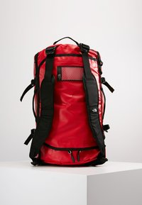 The North Face - BASE CAMP DUFFEL S  - Sports bag - red/anthracite - 5
