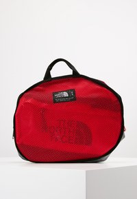 The North Face - BASE CAMP DUFFEL S  - Sports bag - red/anthracite - 4