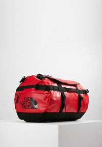 The North Face - BASE CAMP DUFFEL S  - Sports bag - red/anthracite - 3