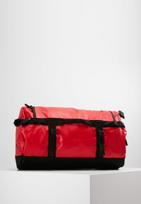 The North Face - BASE CAMP DUFFEL S  - Sports bag - red/anthracite - 2