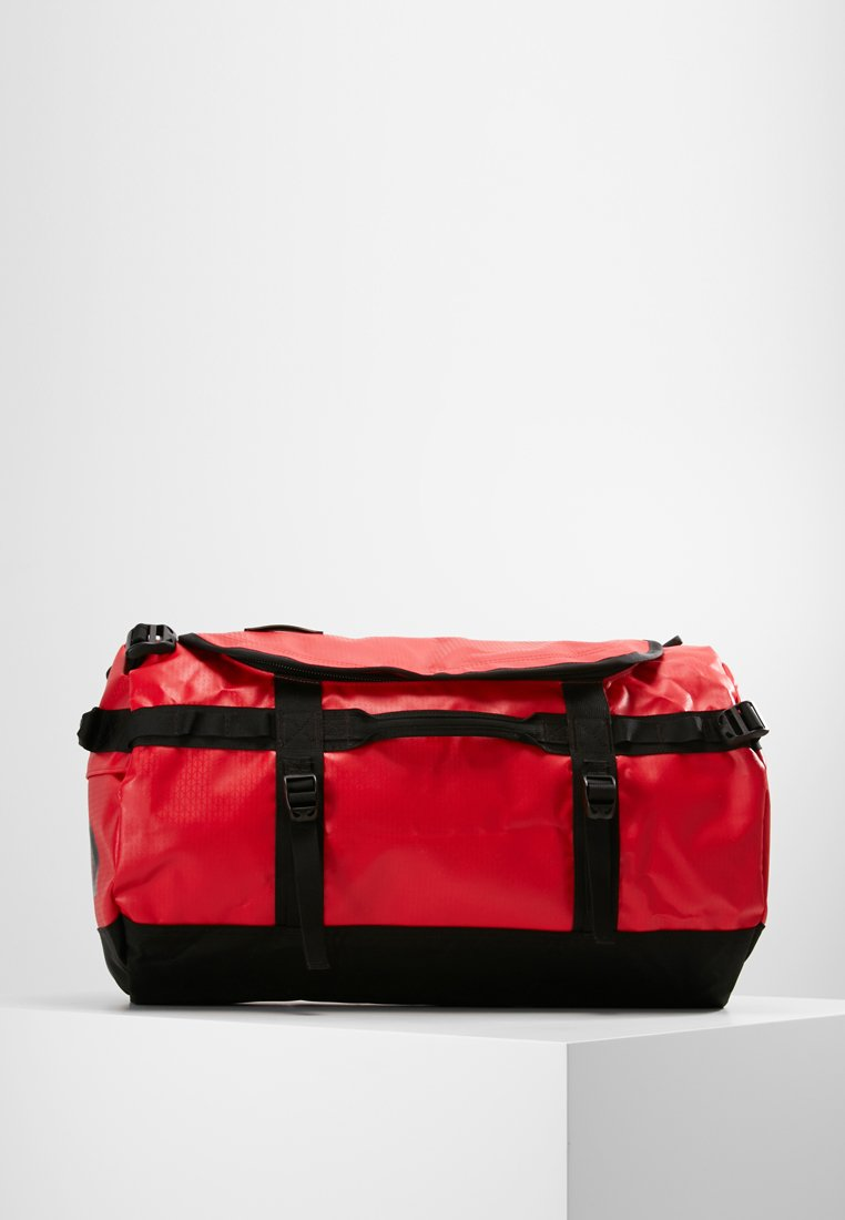 The North Face - BASE CAMP DUFFEL S  - Sports bag - red/anthracite