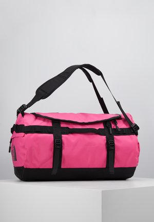 BASE CAMP DUFFEL S  - Treningsbag - pink/black