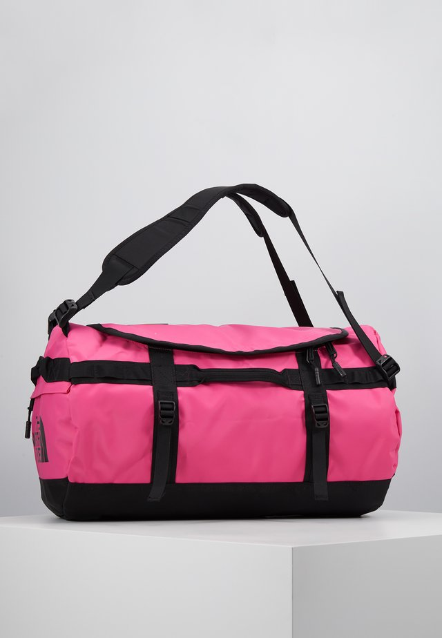 BASE CAMP DUFFEL S  - Urheilukassi - pink/black
