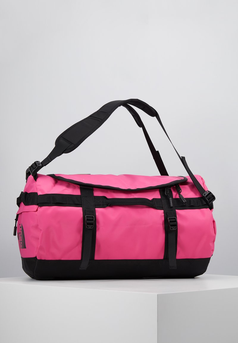 The North Face - BASE CAMP DUFFEL S  - Sports bag - pink/black