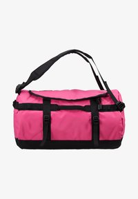 The North Face - BASE CAMP DUFFEL S  - Sports bag - pink/black - 1