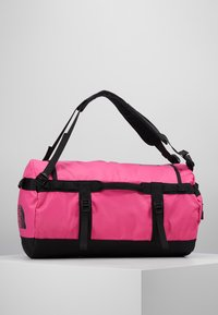 The North Face - BASE CAMP DUFFEL S  - Sports bag - pink/black - 3